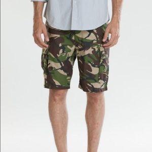 Obey Recon Cargo Camo Shorts